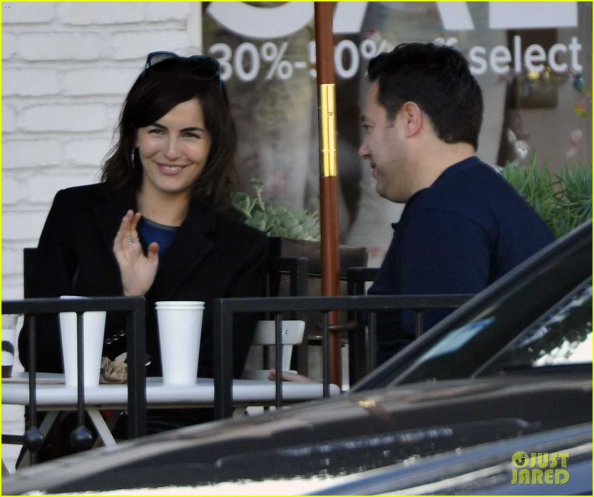 camilla belle alfred cafe lunch outing 12