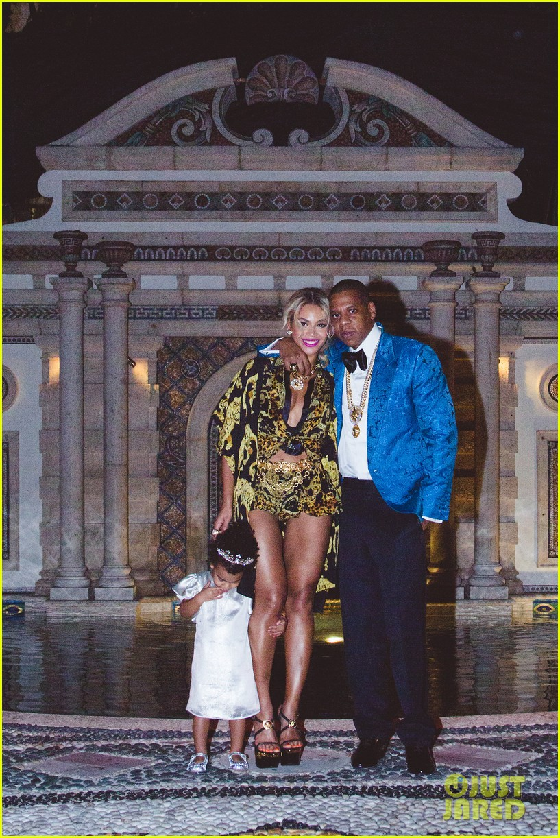 beyonce shares pictures from blue ivy carters birthday party 04