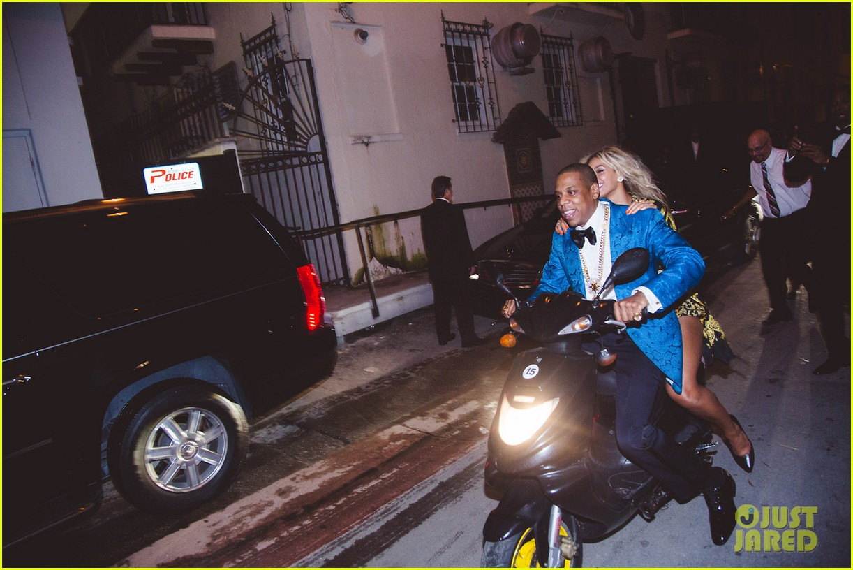 beyonce shares pictures from blue ivy carters birthday party 10