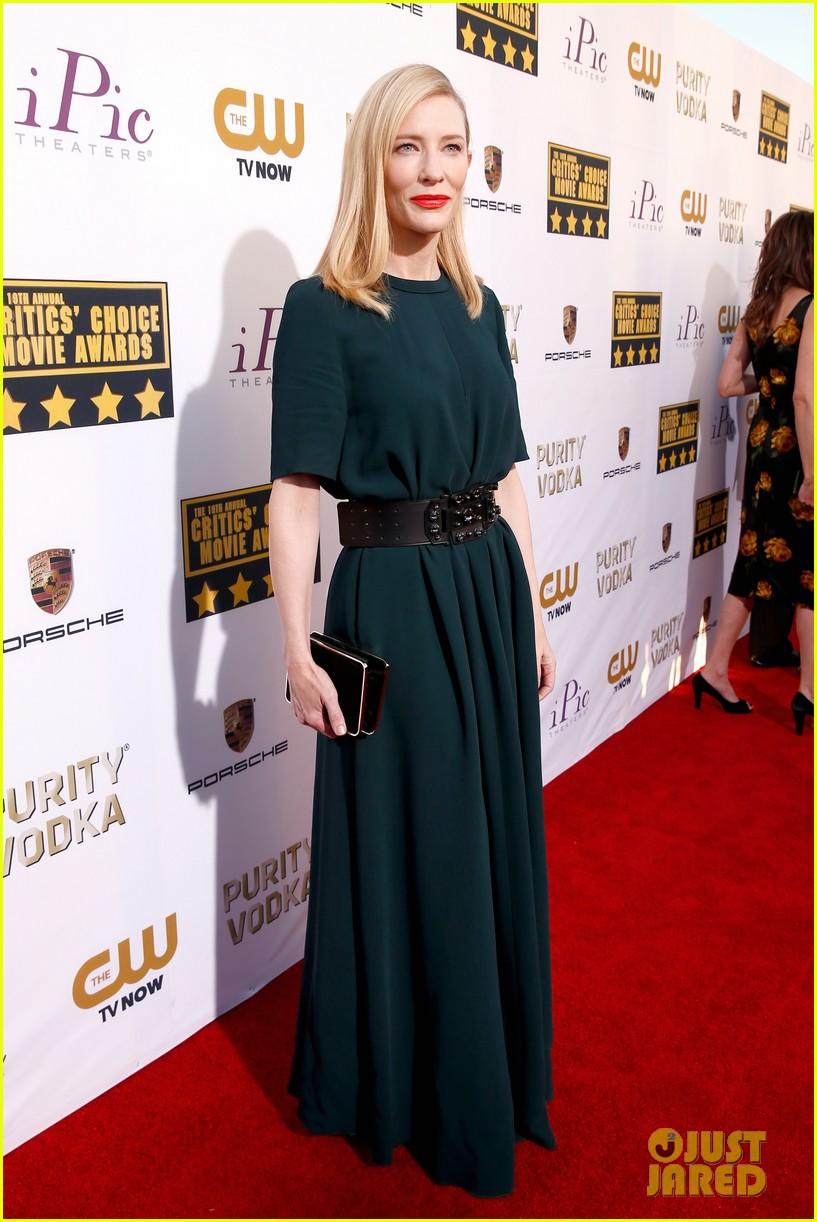 cate blanchett critics choice movie awards 2014 red carpet 06