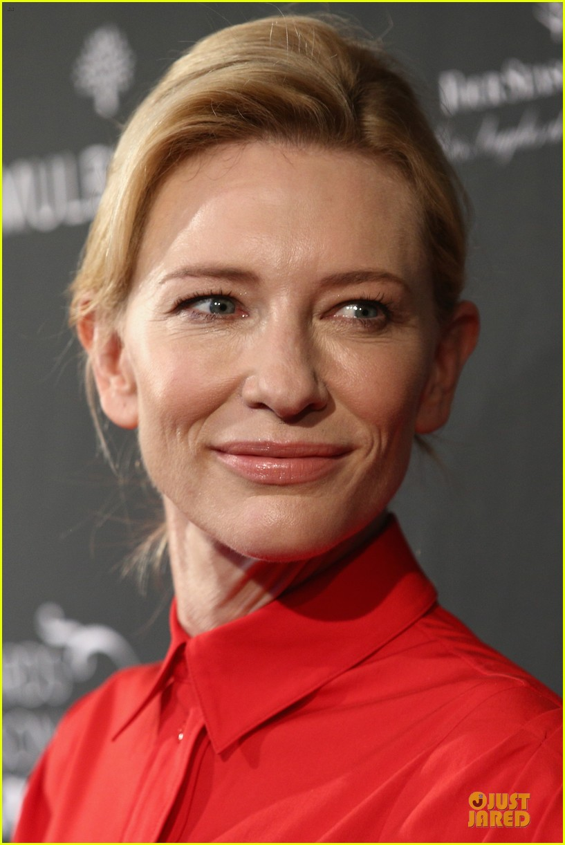 cate blanchett brit marling bafta tea party 2014 103028085