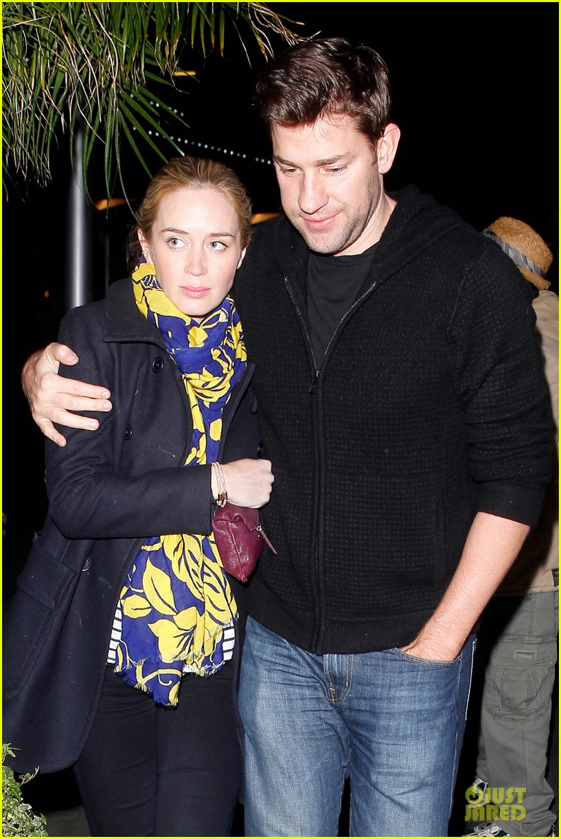 emily blunt john krasinski wolf of wall street movie date 023022477
