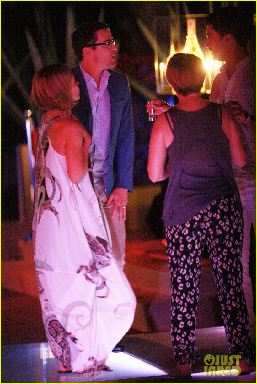 matt bomer cuddles simon halls at birthday celebration in cabo 23