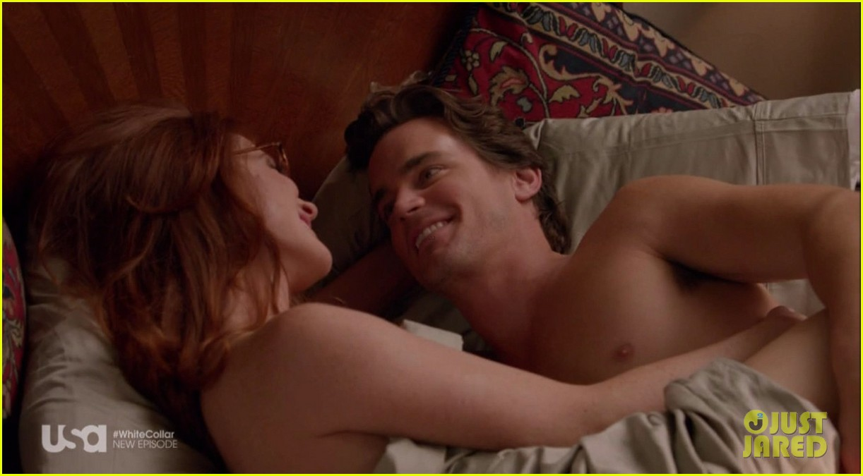 matt bomer shirtless sexy in recent white collar episode 073022938
