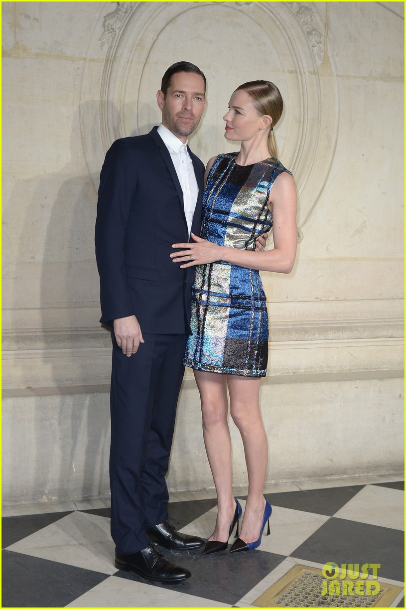 kate bosworth olga kurylenko christian dior paris fashion show 13