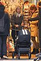 michael buble luisana lopilato amsterdam vacation with baby noah 06