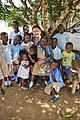 gerard butler visits liberia with marys meals all the photos 92