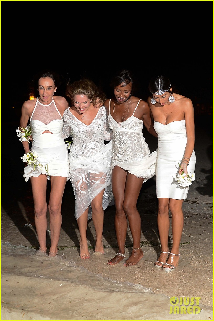naomi campbell new years eve on the beach in kenya 033021272