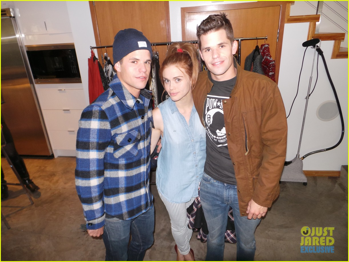 teen wolf max charlie carver jj spotlight of the week behind the scenes pics 04