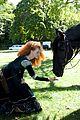 jessica chastain princess merida for disney dream portrai 15
