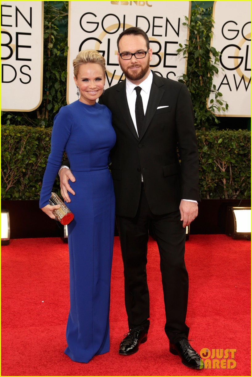 kristin chenoweth supports dana brunetti at golden globes 2014 043029544