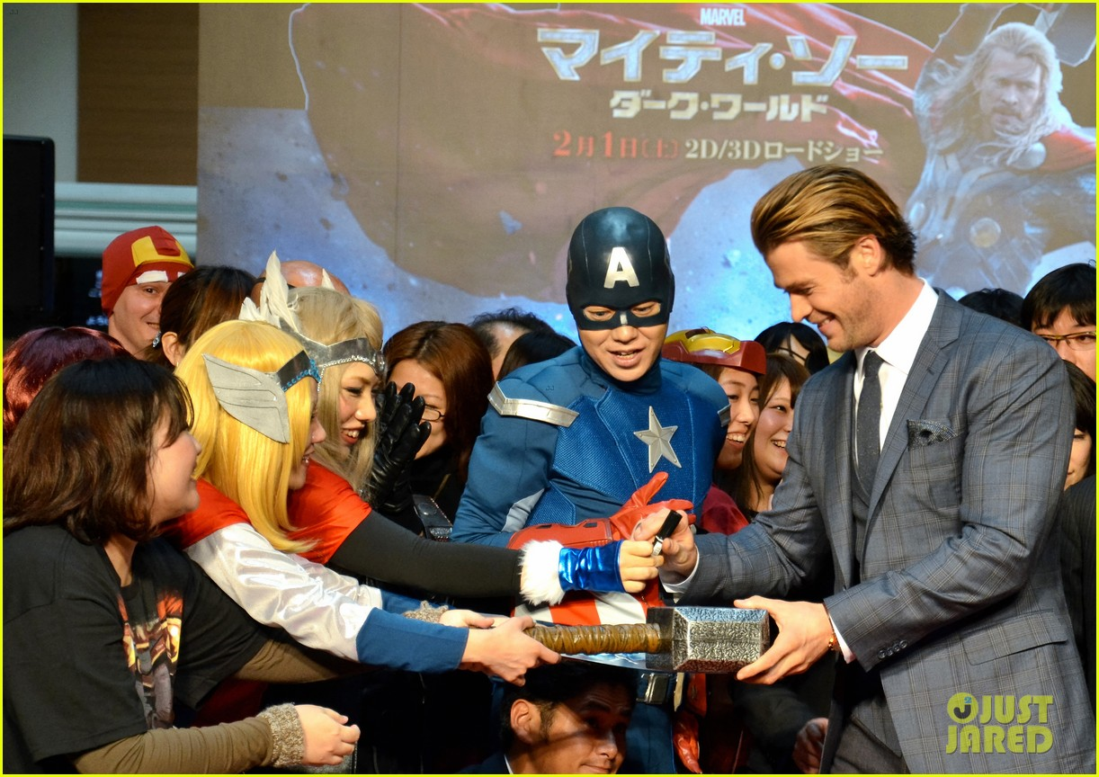 chris hemsworth thor the dark world tokyo premiere 073040572