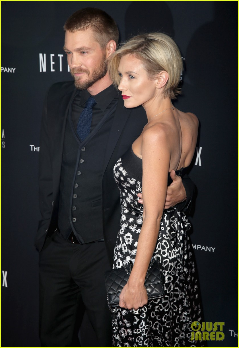 chad michael murray nicky whelan golden globes 2014 12