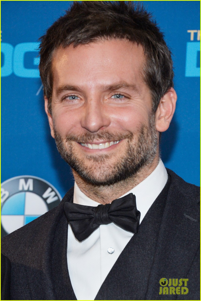 bradley cooper honors david o russell at dga awards 2014 02
