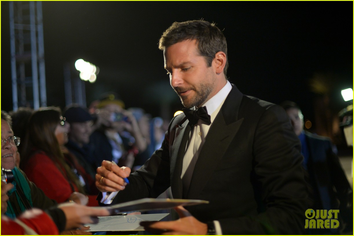 bradley cooper palm springs film festival awards gala 2014 12