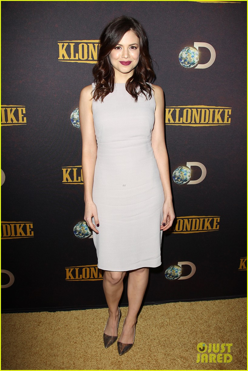 abbie cornish richard madden klondike new york premiere 10