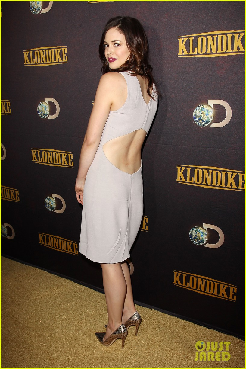 abbie cornish richard madden klondike new york premiere 13