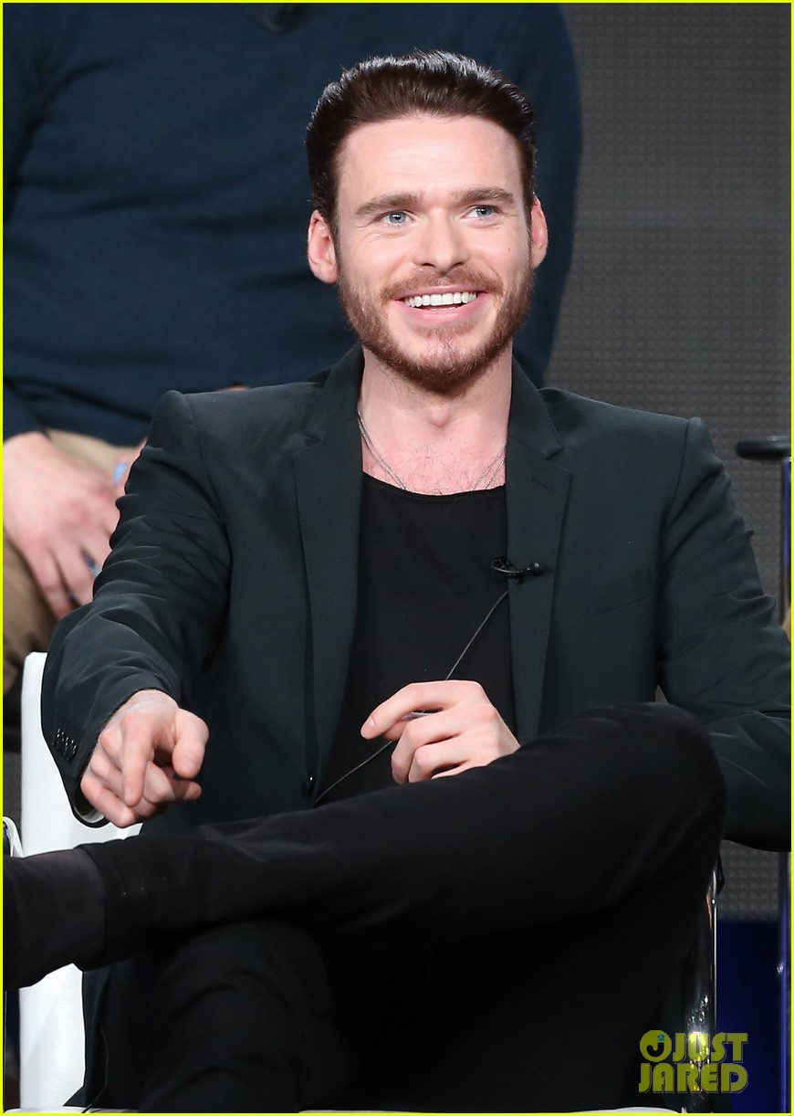 abbie cornish richard madden klondike tca panel 04