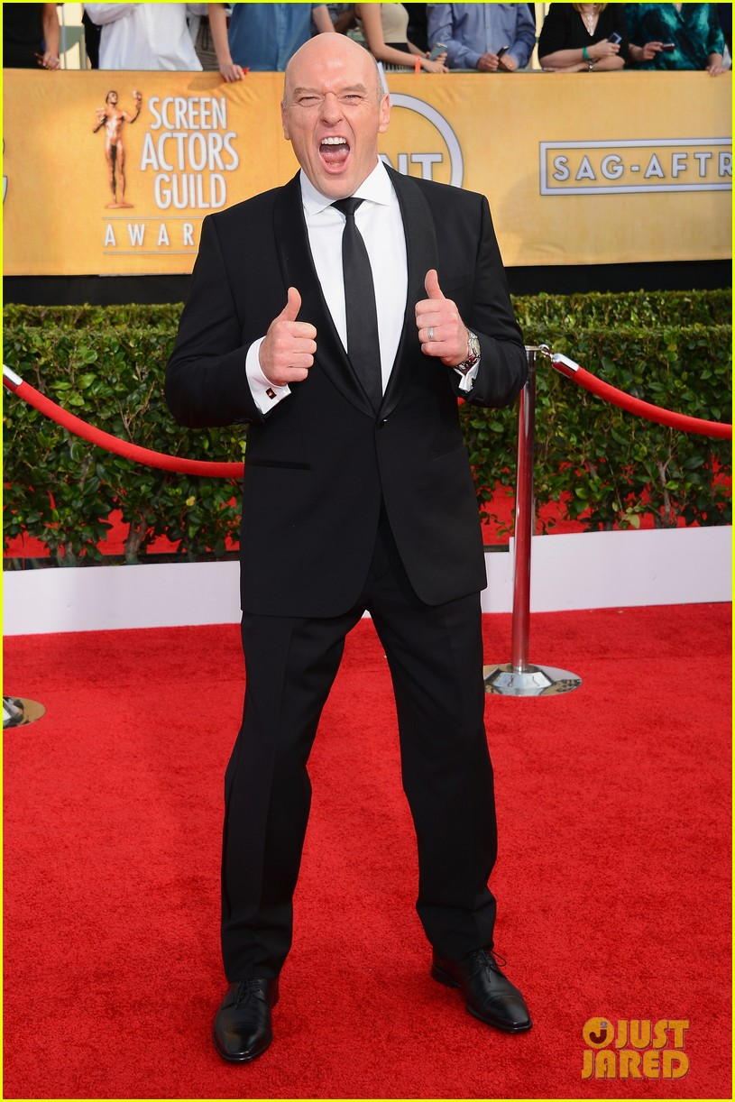 aaron paul bryan cranston sag awards 2014 063034872