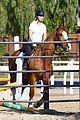 kaley cuoco goes horseback riding after her wedding 10