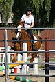 kaley cuoco goes horseback riding after her wedding 14