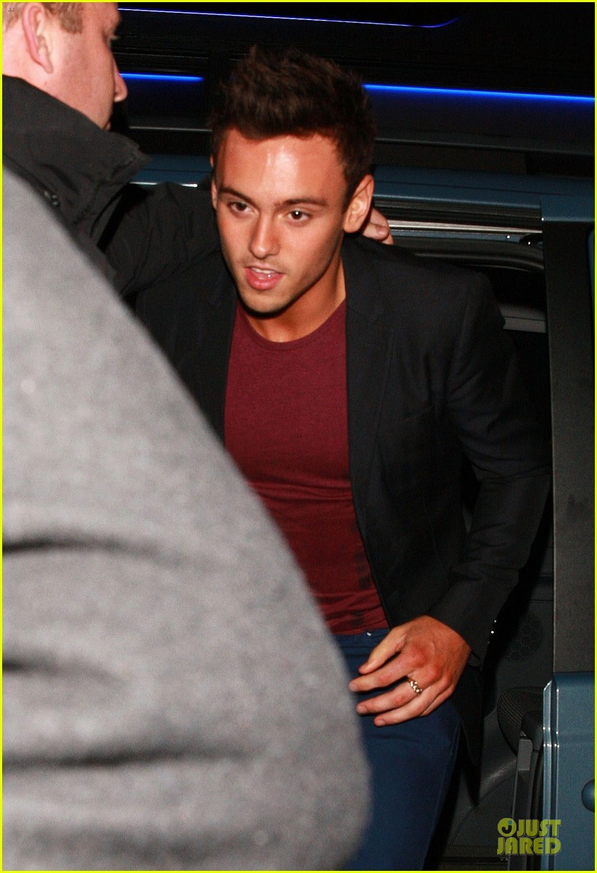tom daley dustin lance black beef wellington lovers 07
