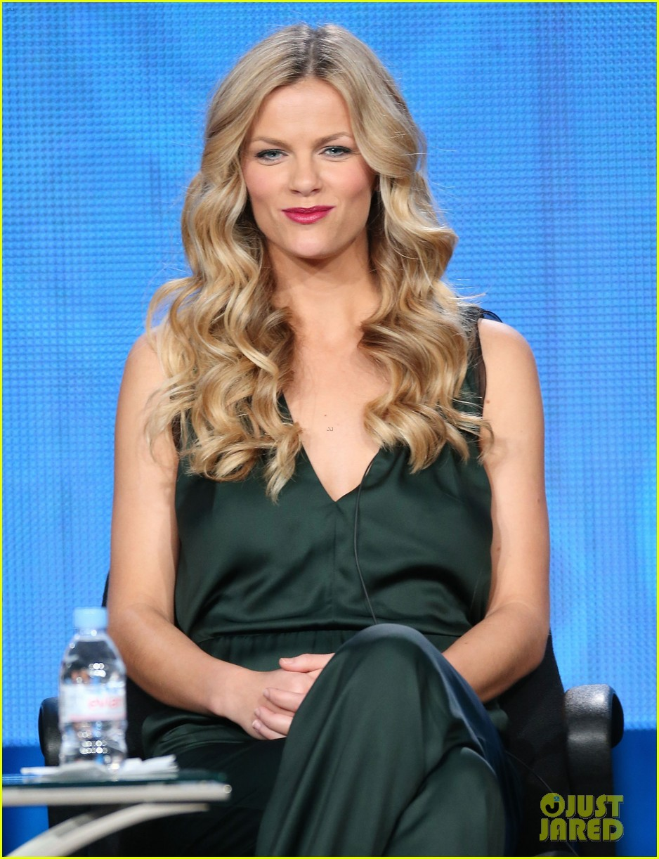 brooklyn decker james van der beek cbs tca panel 2014 10
