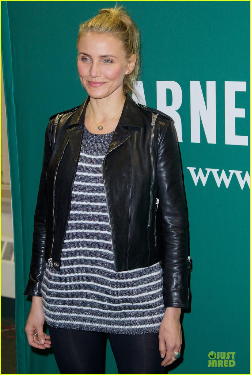 cameron diaz i ate everything during the holidays 07