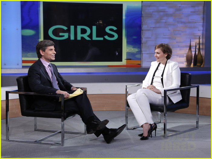 cameron diaz lena dunham meet at good morning america 053023888