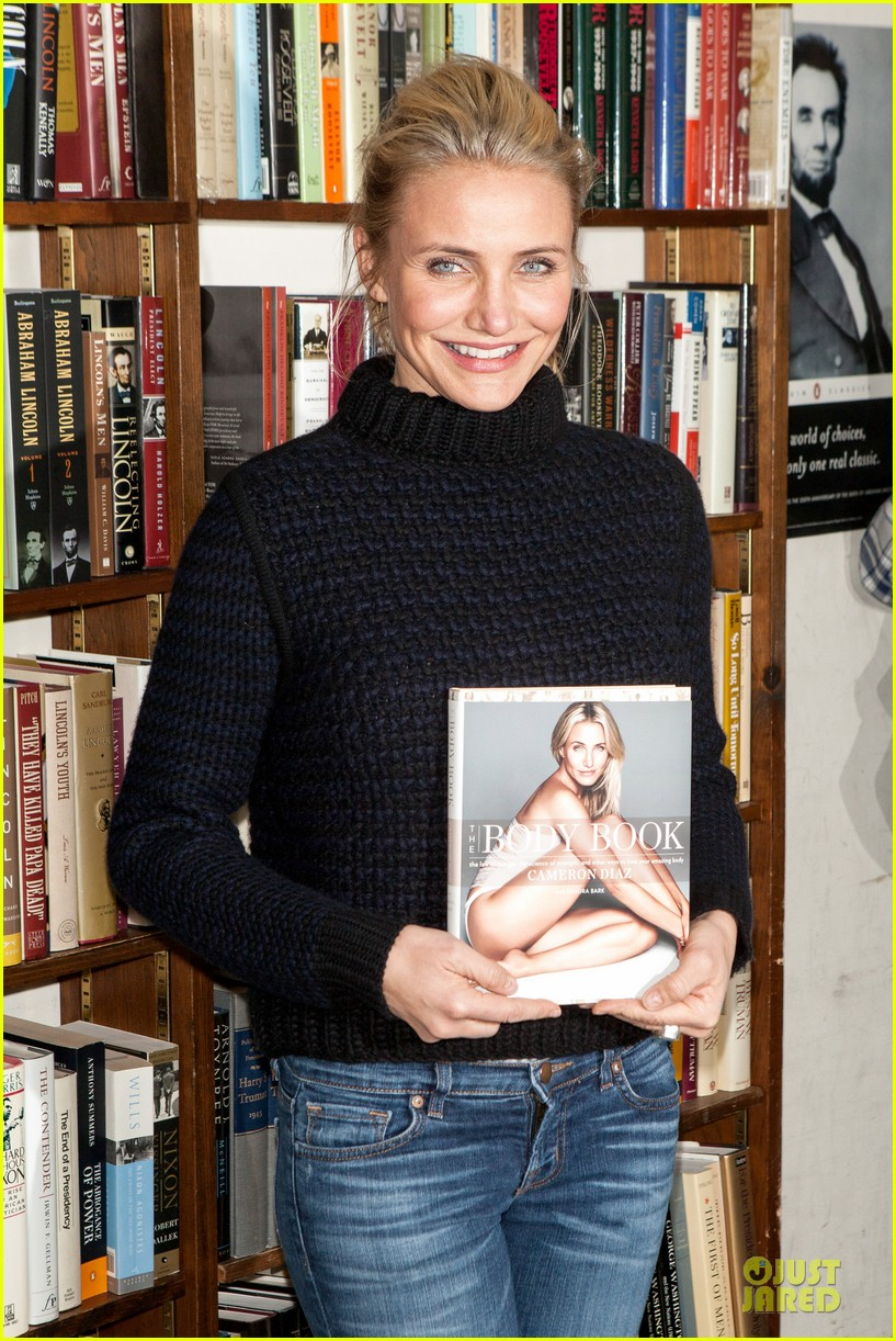 cameron diaz i like the way i look now better 043030593