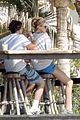 leonardo dicaprio starts the new year with girlfriend toni garrn 09