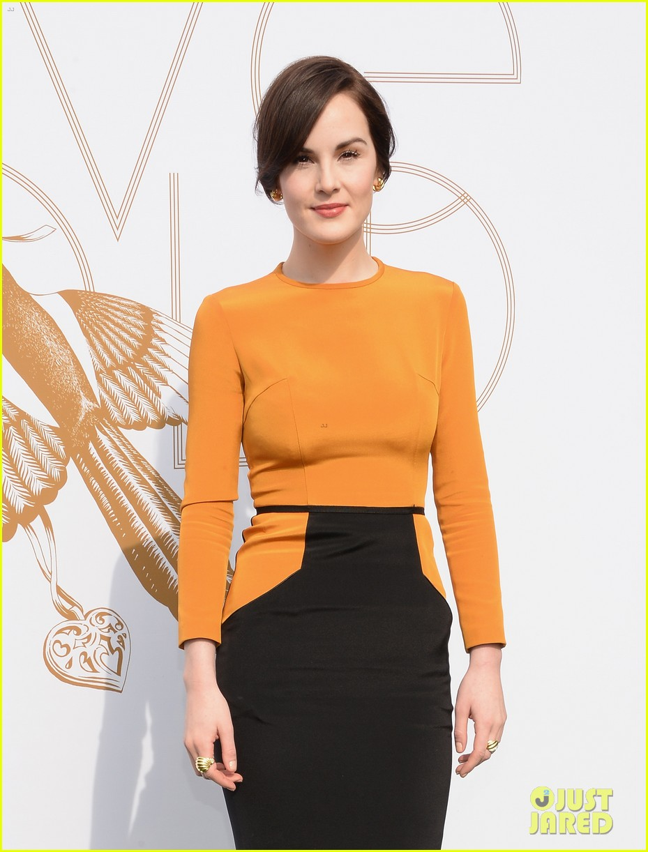 michelle dockery anna kendrick lovegolds glamour event 123026454