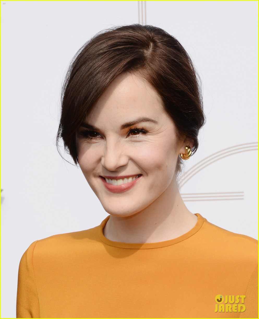 michelle dockery anna kendrick lovegolds glamour event 133026455