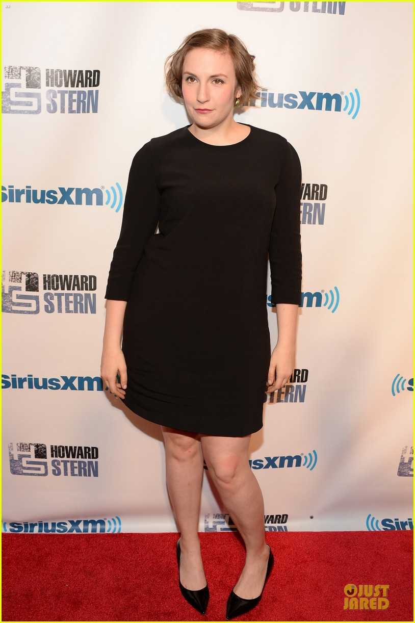 lena dunham heidi klum howard stern 60th birthday bash 08