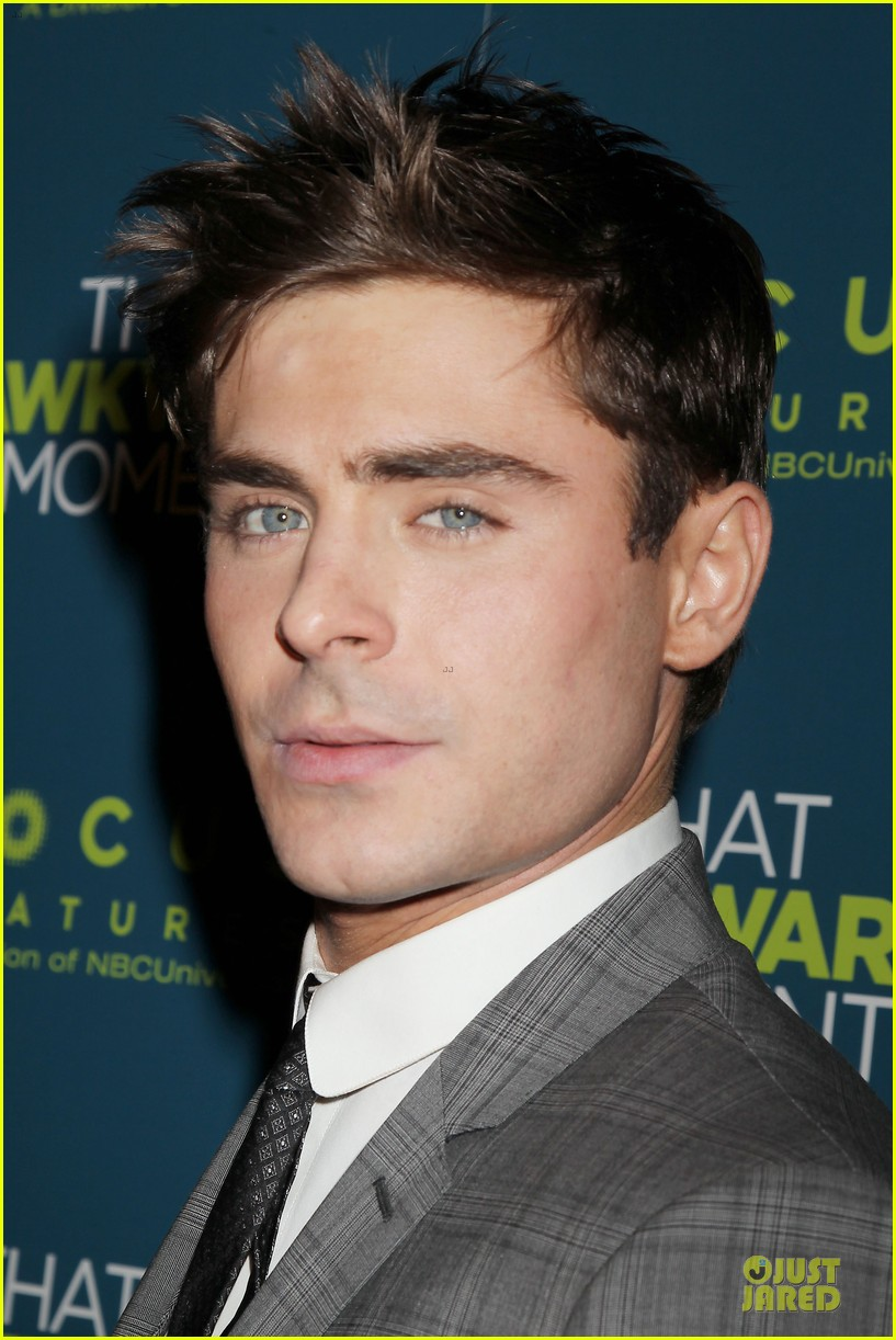 zac efron imogen poots that awkward moment premiere 133038155