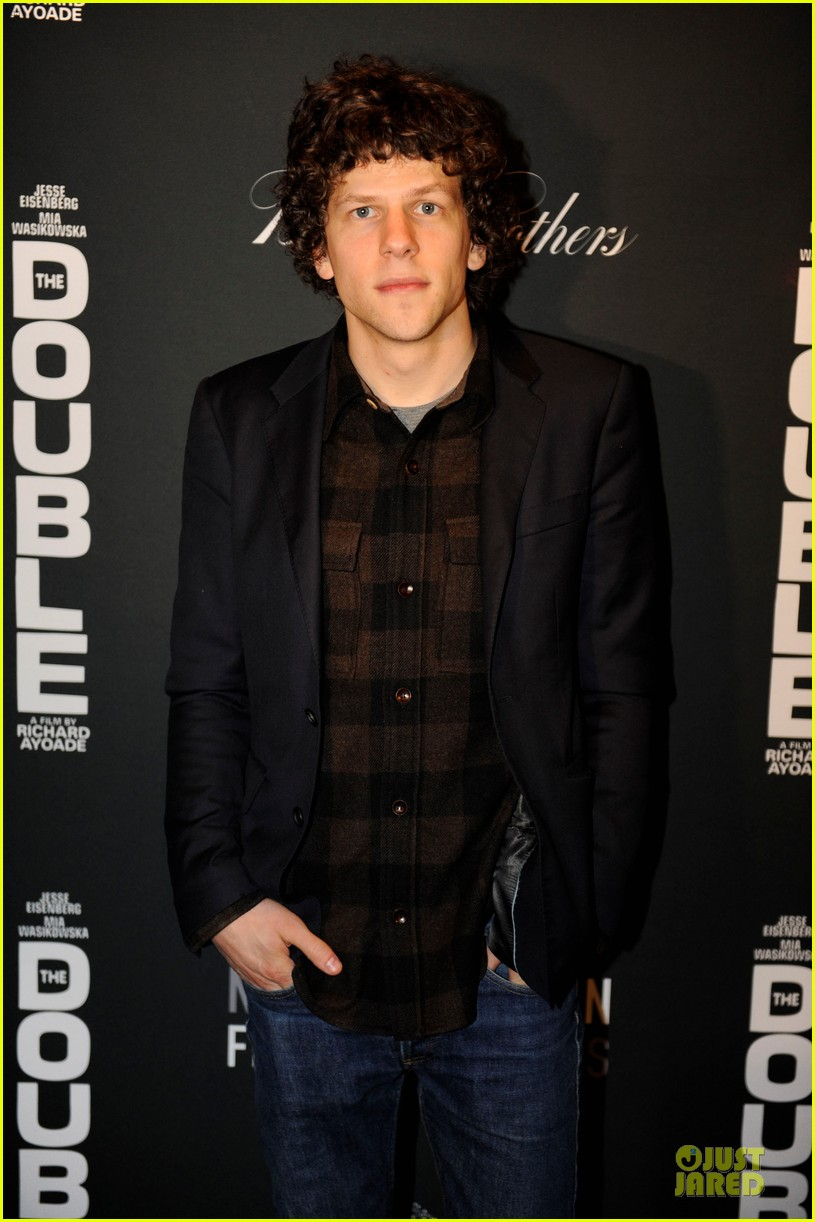 jesse eisenberg the double sundance premiere after party 07