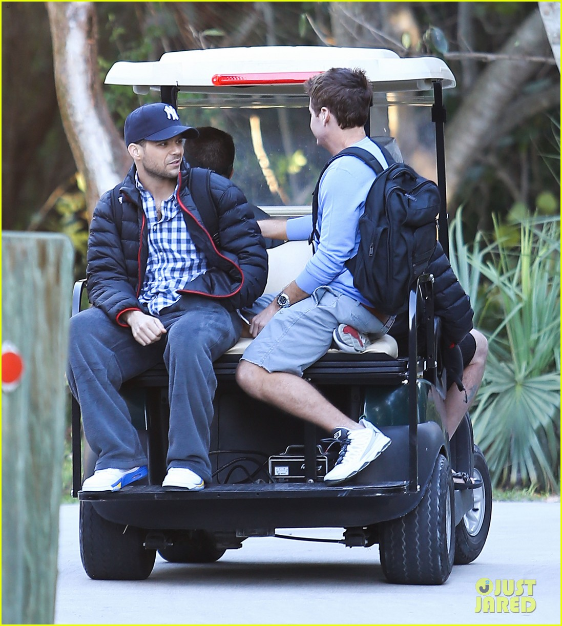 entourage movie begins filming in miami set photos here 20