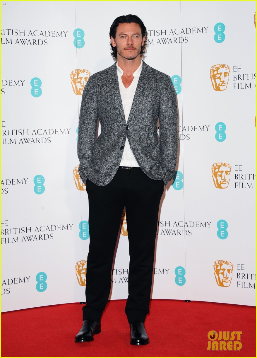 luke evans helen mccrory 2014 bafta film awards nominations photo call 07