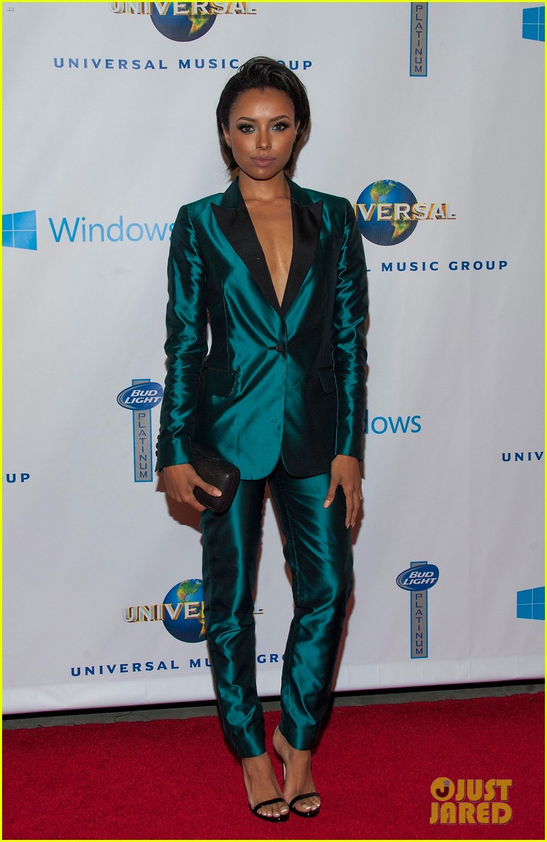 kat graham universal music grammys 2014 after party 06
