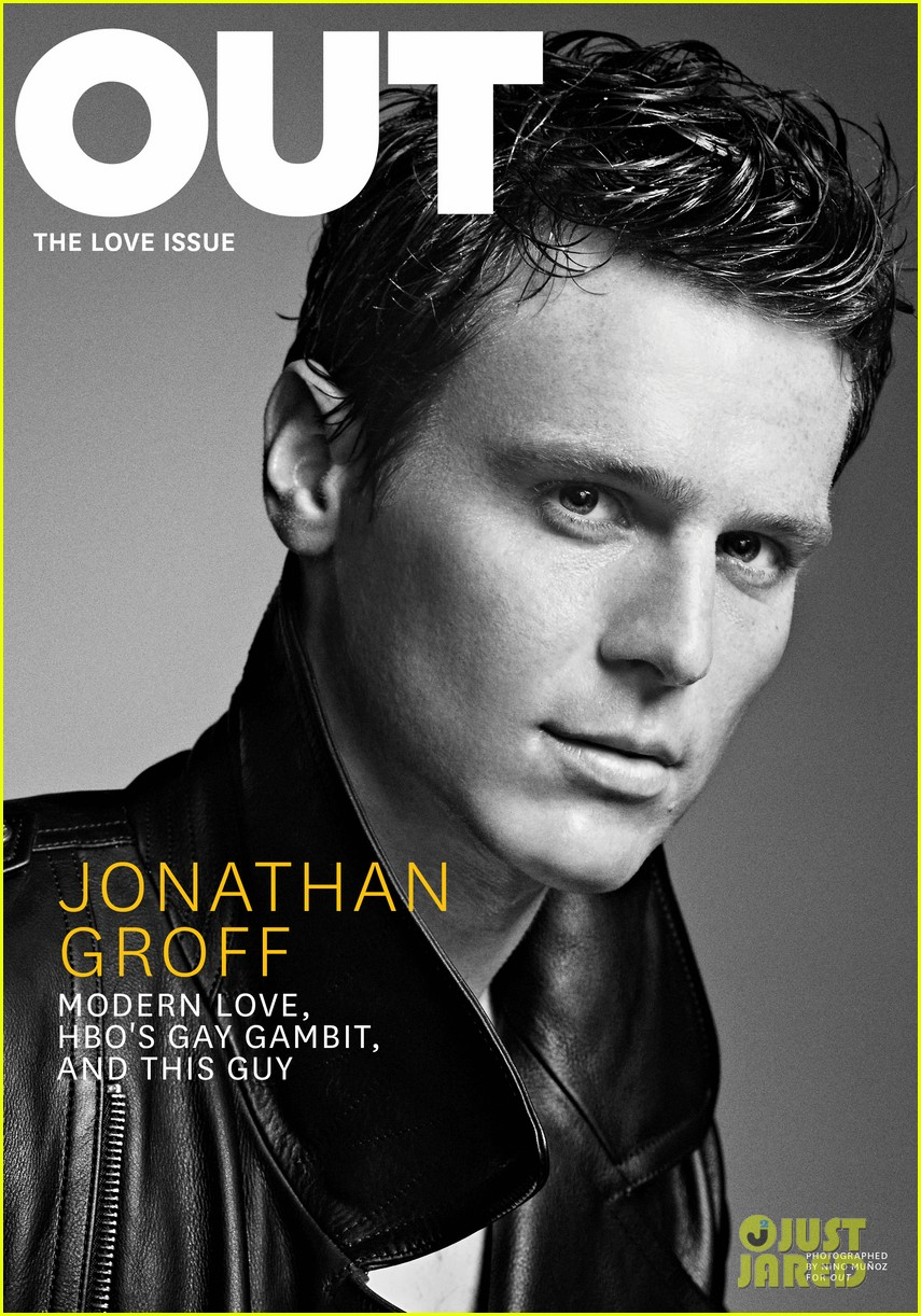 jonathan groff bares muscles for out magazine 01