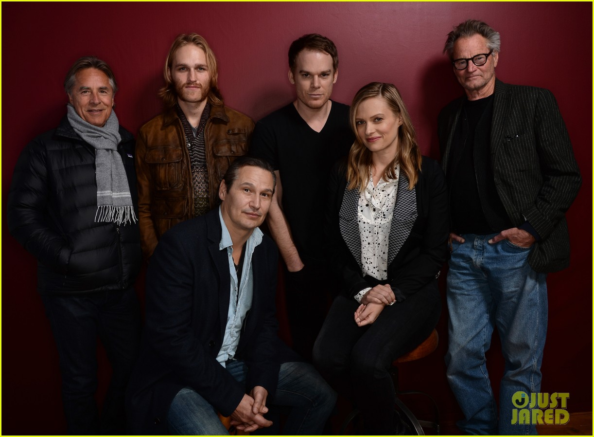 michael c hall vinessa shaw cold in july at sundance 20