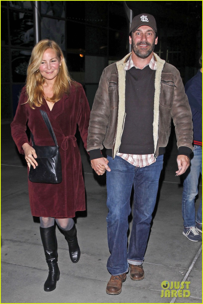 jon hamm jennifer westfeldt double date with adam scott 11