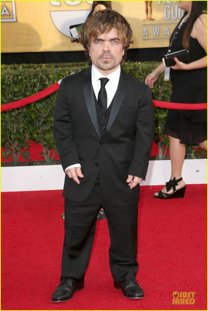 kit harington peter dinklage sag awards 2014 red carpet 033034615