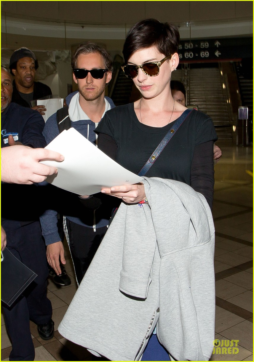 anne hathaway adam shulman the one i love after party 053038078