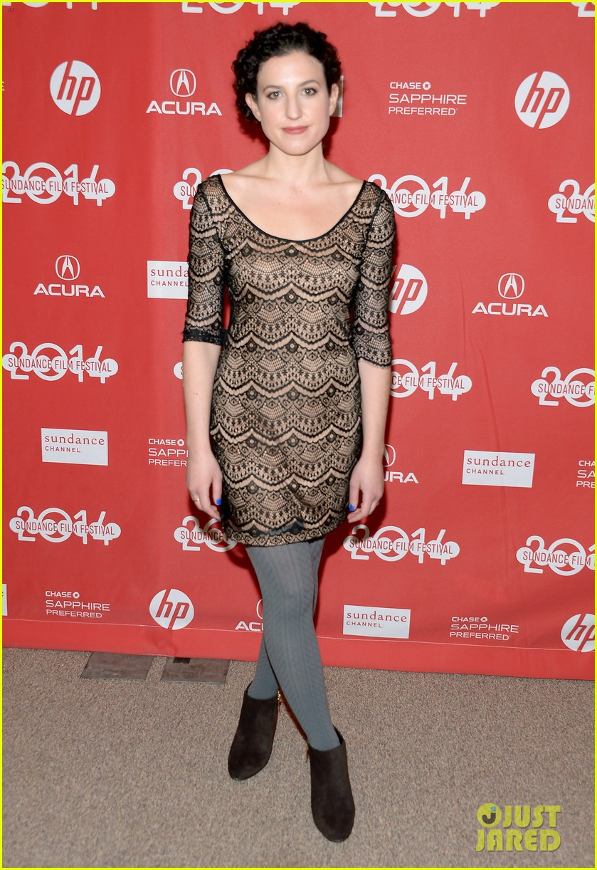 anne hathaway song one sundance premiere 17
