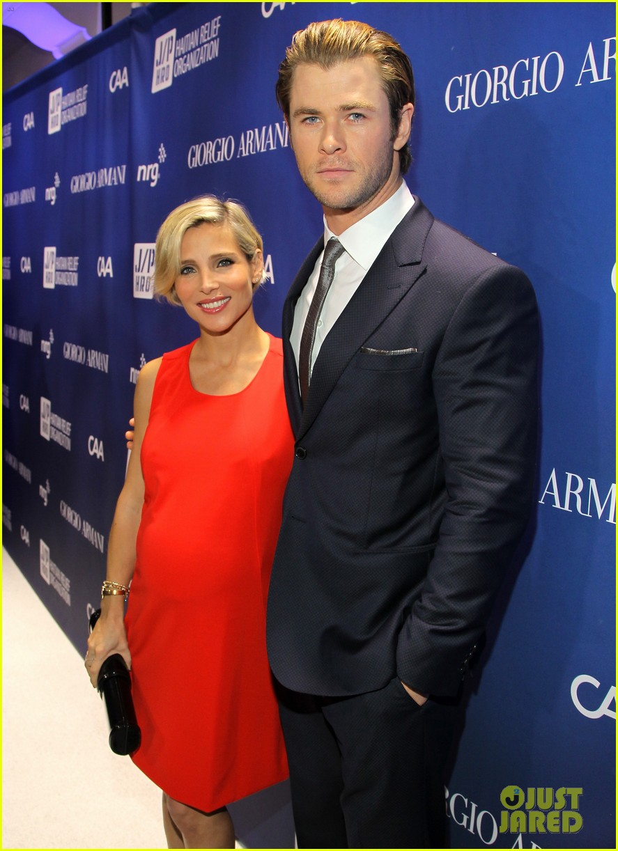 chris hemsworth elsa pataky help haiti home gala 2014 073028302