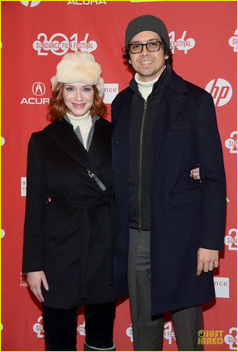 christina hendricks god pocket premiere at sundance 2014 14
