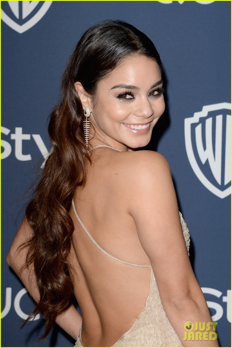 vanessa hudgens instyle golden globes party 2014 033029772