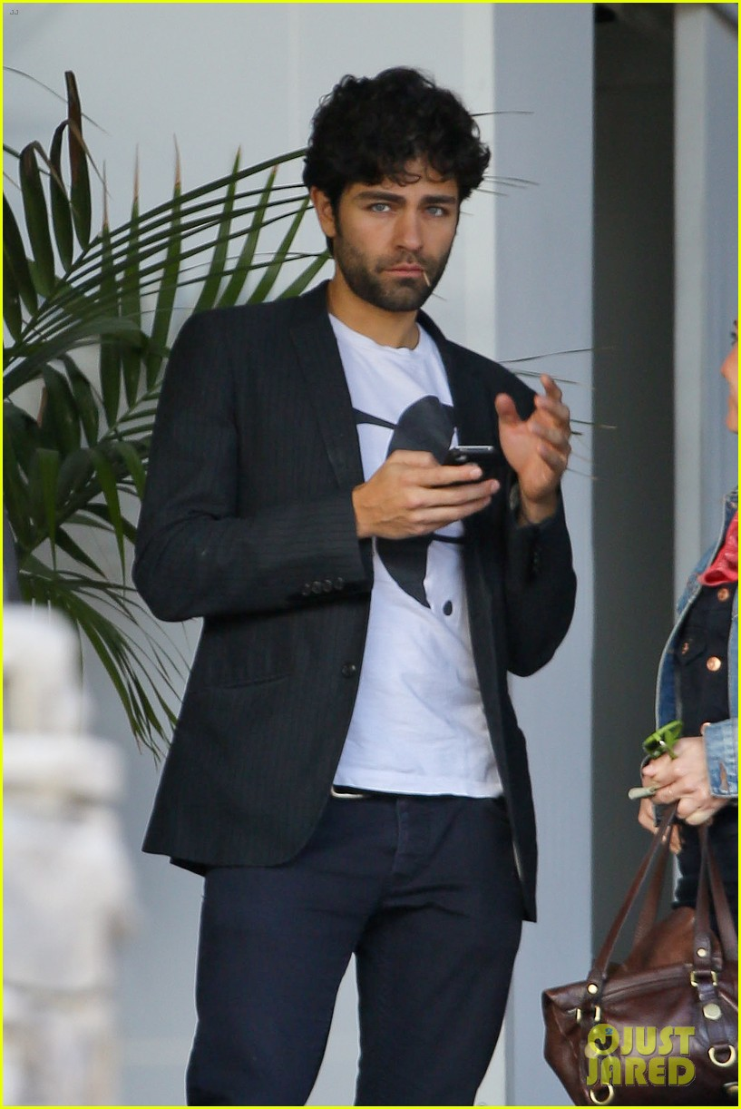 james franco weho business meeting adrian grenier 033040712