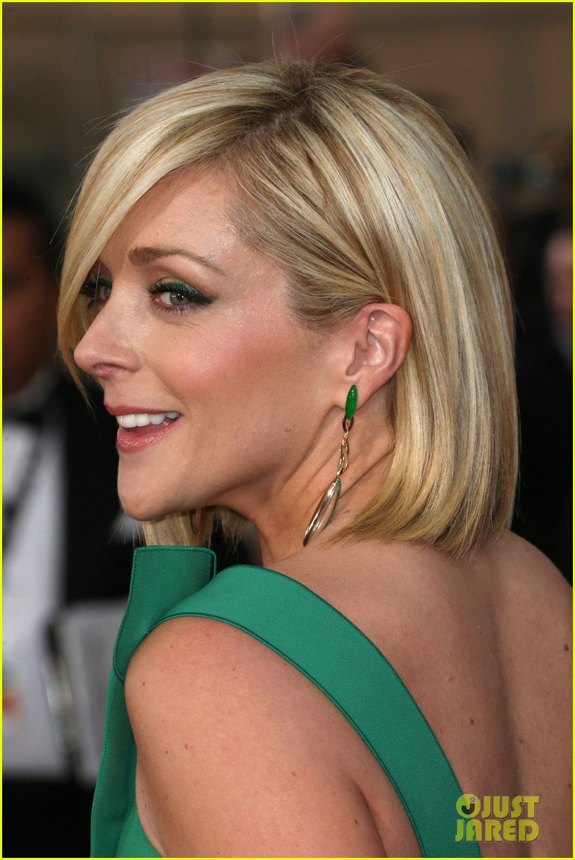 jane krakowski katrina bowden sag awards 2014 red carpet 05